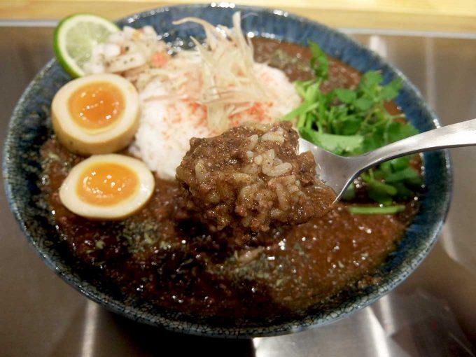 Spice.7 キーマカレー 4 in 大阪 梅田 大阪駅前第2ビル