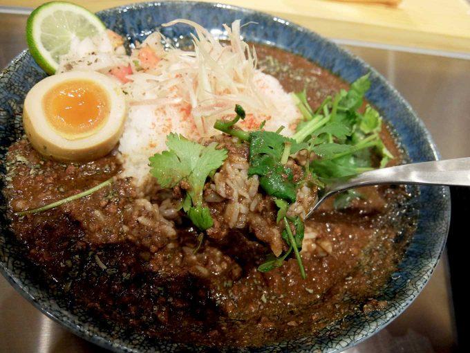 Spice.7 キーマカレー 6 in 大阪 梅田 大阪駅前第2ビル