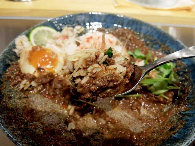 Spice.7 キーマカレー 8 in 大阪 梅田 大阪駅前第2ビル