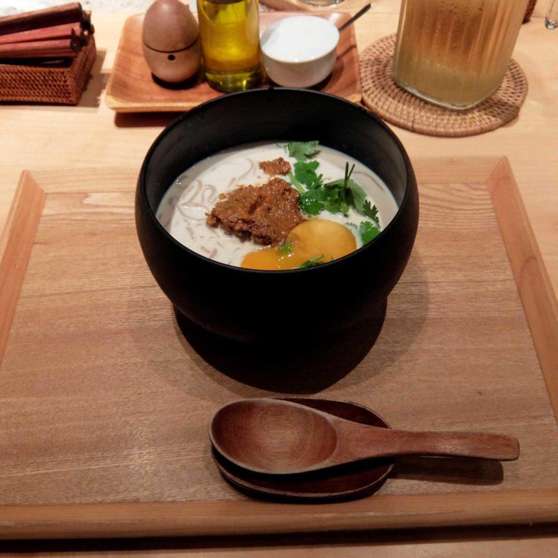 ご馳走そば そら 豆乳冷やし坦々そば グランフロント大阪うめきた広場 梅田 大阪