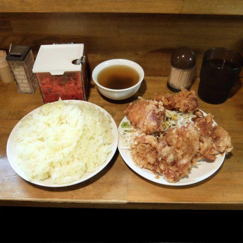 ダブスタ 梅田店 (DUBSTA) 唐揚げ定食 大阪駅前1ビル 梅田 大阪